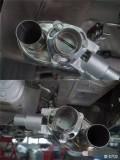 宝马五系改装T-REX可变阀门排气手机精准控制
