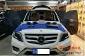 哈尔滨奔驰GLK260汽车音响改装