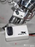 宝马五系改装T-REX可调阀门排气手机APP精准操控