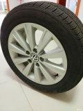 15款速腾1.4T轮毂+轮胎出售