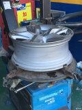 新汉兰达安装胎压监控,顺带装了个发动机护板。原创!