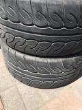 ad08轮胎,2353519四条95成新