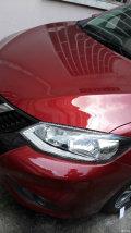 新款骐达新车作业及安装行车记录仪