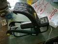 脚踏充气泵
