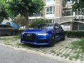 【德国战车,挚爱一生】RS6 Avant提车篇