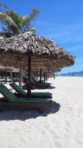 越南岘港皇冠酒店沙滩