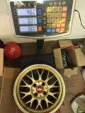 飞度改装BBS锻造轮毂