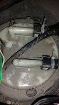 307自己DIY更换汽油滤芯的注意!警惕油泵回油管漏油隐患!