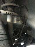单兵作战更换平衡拉杆、下摆臂轴承铝座(德国实心胶套)