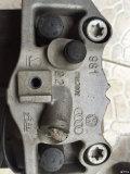 出迈腾3.2排量前刹卡钳,与R36同款用345mm盘