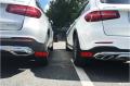 奔驰GLC43款和奔驰GLC63款大包围装车对比贴