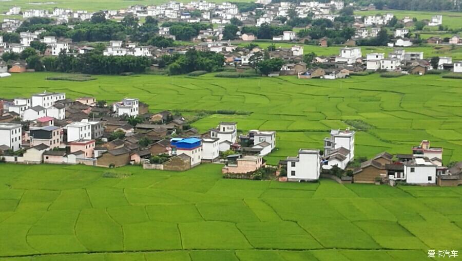 丽江永胜县的三川镇,真的是大爱!