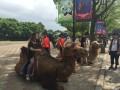 上海野生动物园一日游。目前进行中