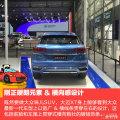 众泰大迈迎接新车---呛鼻豪车味儿车展解析众泰大迈X7