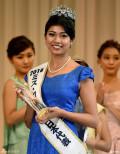 【2016年日本小姐最新冠军出炉,感受一下颜值……】