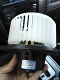 台虎更换空调鼓风机