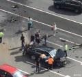 普京专车发生事故司机当场死亡