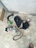 家里的破捷达换水泵,正时壳,缸头水管直通?