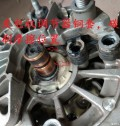 1元成本修复发电机,10日更新-更换发电机铜套作业