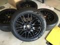保时捷卡宴原厂20寸轮毂轮胎,