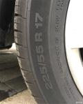 轮胎升级了,看上去大了一圈