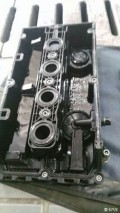 科鲁兹更换曲轴箱通风阀