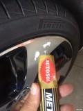 镜面轮毂用autosol抛光磨损