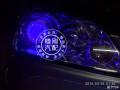 【广州炫澜车灯】别克凯越升级精刚海拉5双光透镜+环形恶魔眼