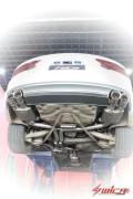 奥迪A7升级台湾Swica阀门排气