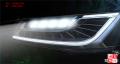 宁波奥迪A8改装矩阵大灯宁波奥迪A8改灯哪家好宁波改灯
