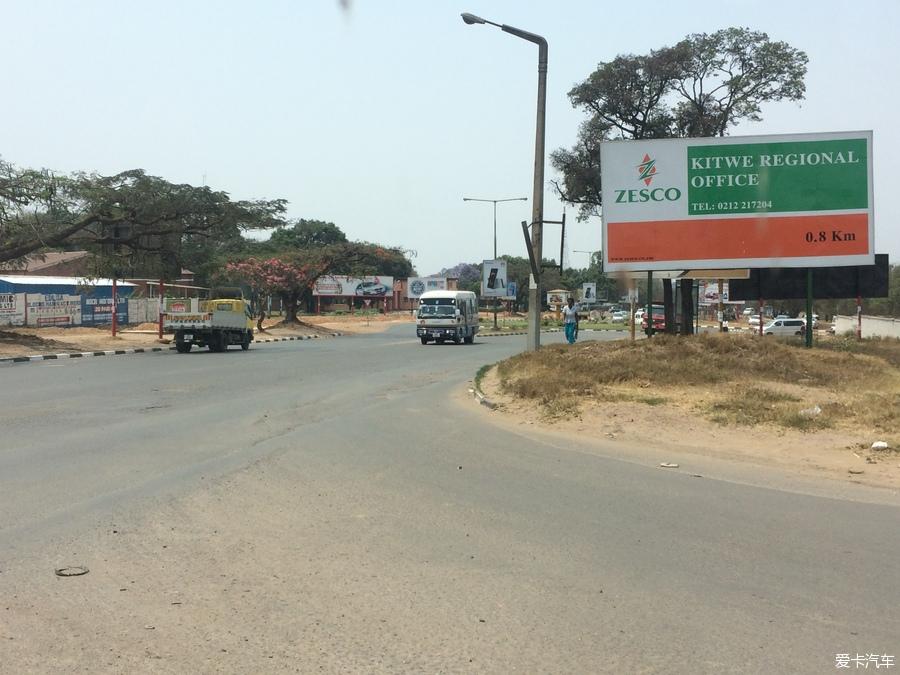 去年非洲大陆的国家 (赞比亚) 的一月游记_福克