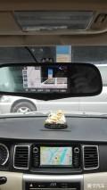 丰田花冠改装仙人指路智能后视镜安全智能多样化