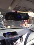 本田CRV改装仙人指路智能后视镜不动原车完美升级