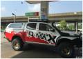 D-MAX改装车顶架行李框车顶框