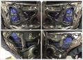 西安全车隔音|本田XRV全车大能隔音改装|西安车乐汇汽车音响