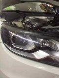 东莞专业改灯,汽车大灯改装,途观车灯改装,汽车升级改装