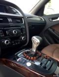 奥迪A4L轮毂刹车改装升级