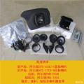 柳州金手指本田XR-V改装阿尔派SPS-610C-G套装喇叭