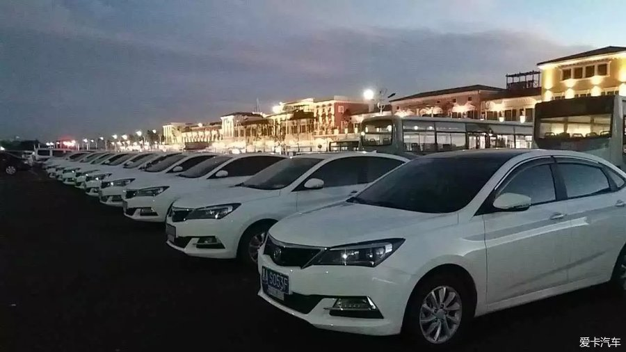 哈尔滨冰城V7车友会