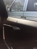 开车门被后面的自行车给撞的