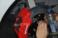 锐志汽车改装AP9040和AP7609刹车套装前六后四搭配