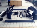 BMWF16X6升级1:1BMWX6M外观套件