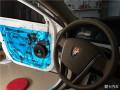 济南专业汽车音响改装-荣威550升级意大利PHD-济南道声