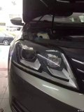 汽车改灯动力升级迈腾改装德国海拉5双光透镜