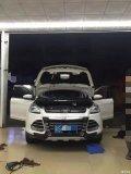 汽车改灯动力升级电动尾门翼虎大灯改装德国海拉5透镜