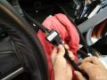 名爵锐腾音响改装8音度DSPY2S-广发汽车美容装饰部作品