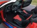 2013奥迪R8-V10-5.2-中国红敞篷版,