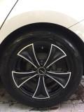 出套15寸轮毂轮胎,安驰改装轮毂马牌轮胎