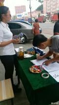 10.29参加广州明锐车友聚会,免费刷eps转向助力曲线活动