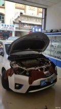 汽车改灯动力升级氙气灯卡罗拉改装奥迪Q5双光透镜
